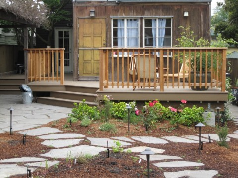 Full Landscaping In Temescal Oakland