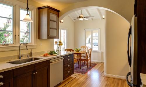 San Leandro Kitchen Remodel